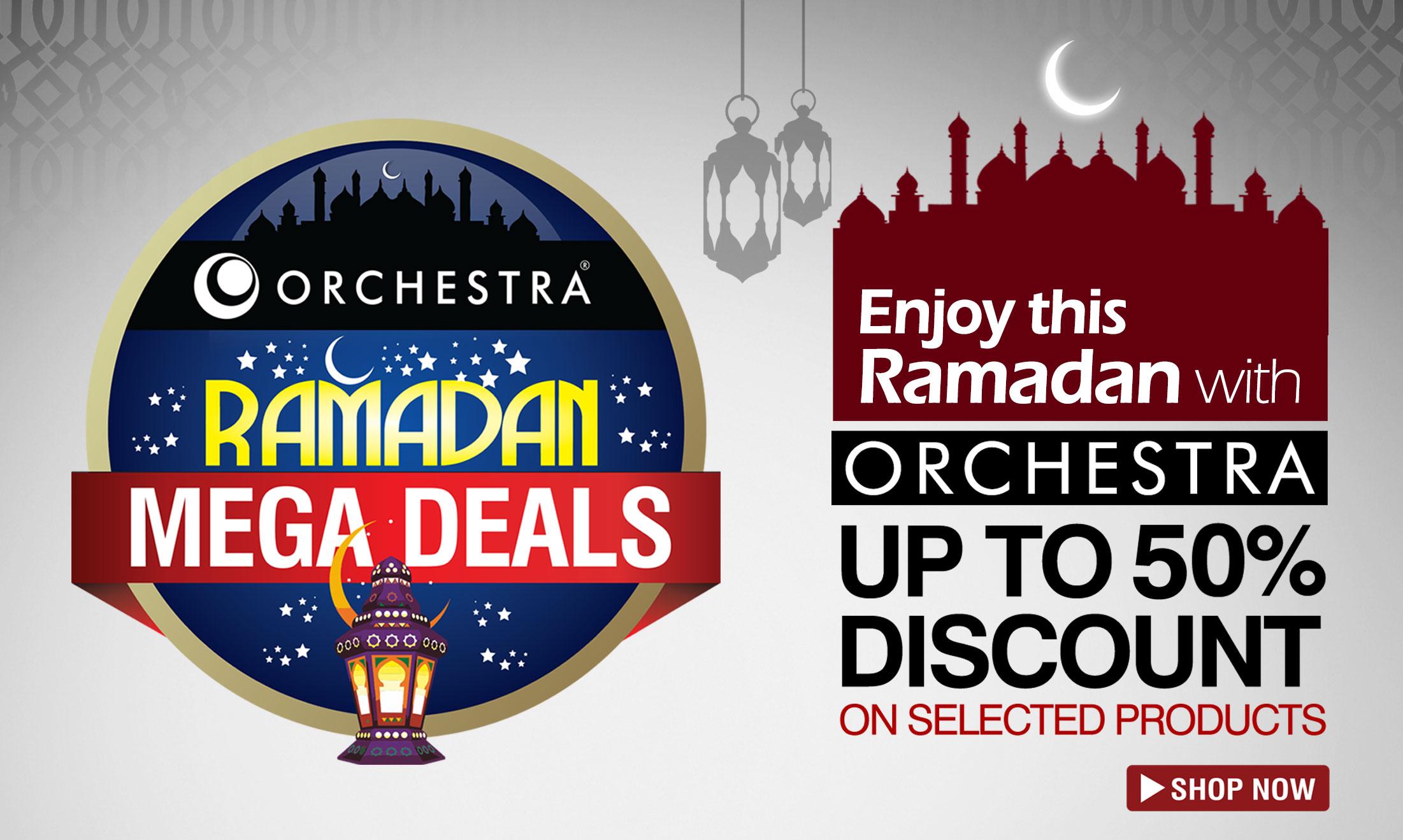 Ramadan Mega Deals
