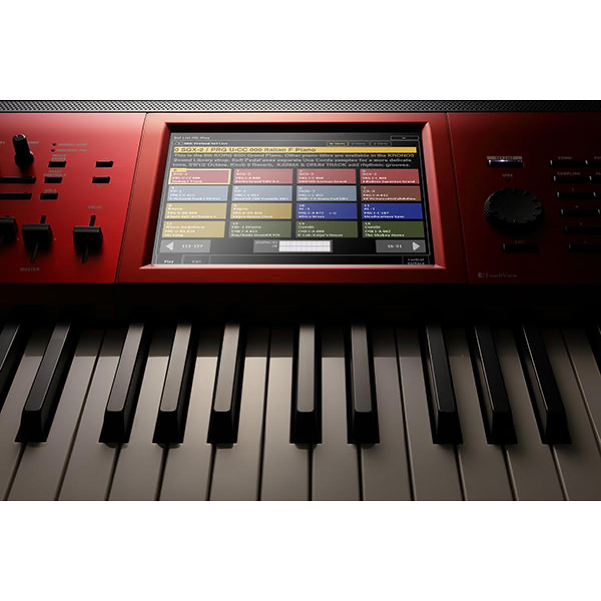 KORG KRONOS-2 SE-61 MUSIC WORKSTATION-Limited Edition