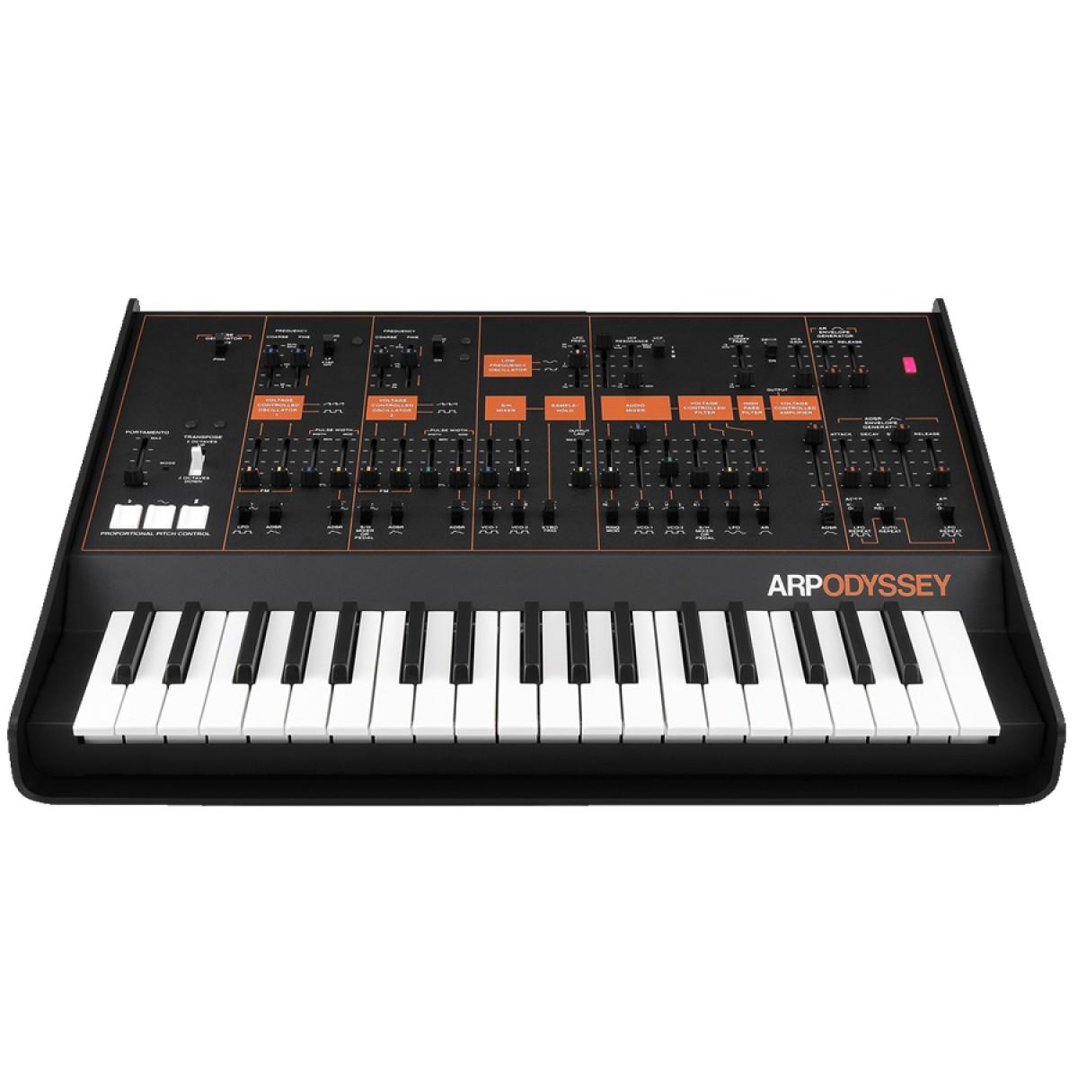 Korg ARP Odyssey Analog Synthesizer 37-note keyboard