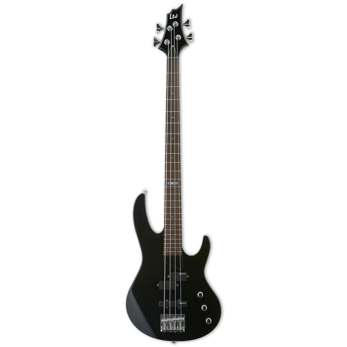 esp ltd b50 bass guitar black bass guitars bass. Black Bedroom Furniture Sets. Home Design Ideas