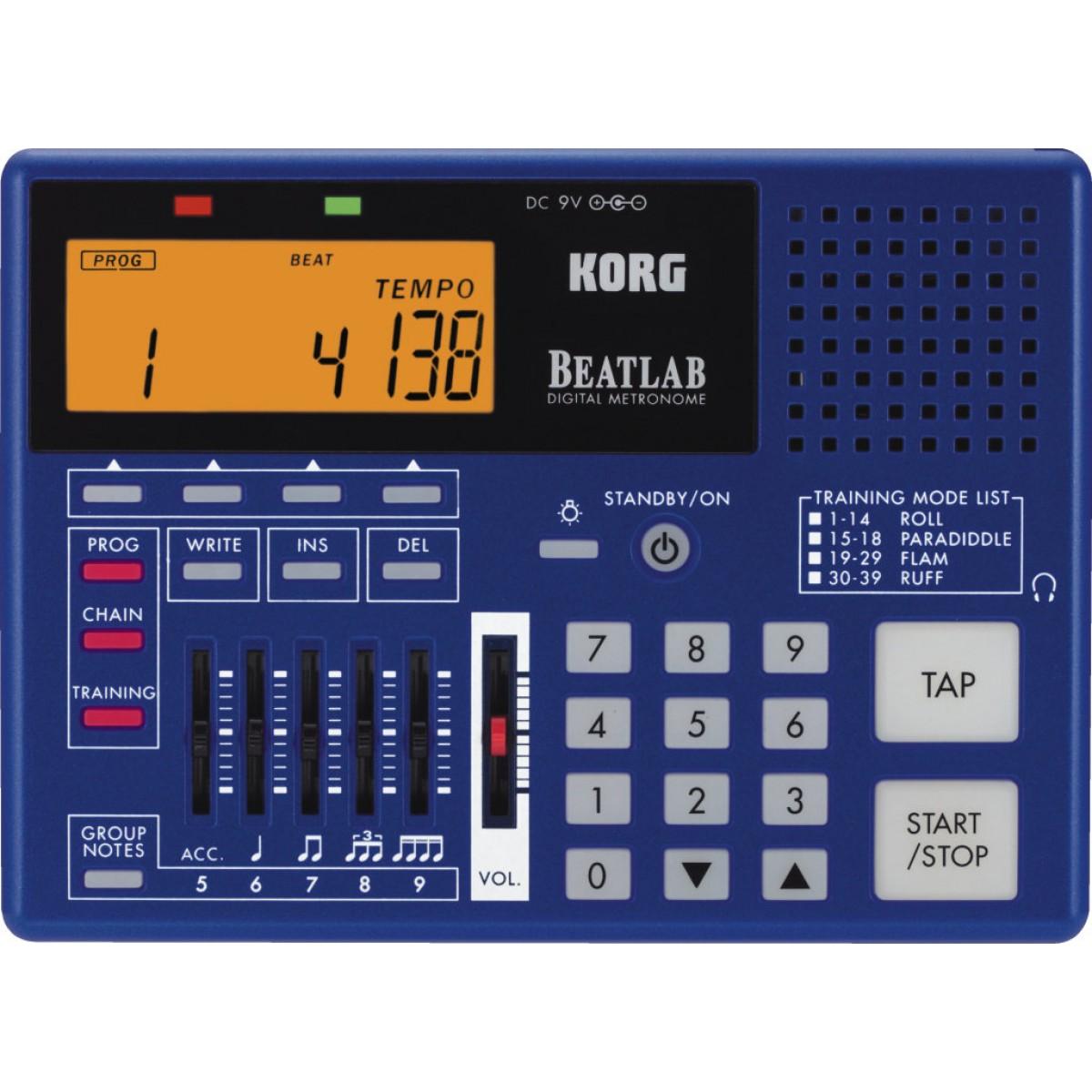 Korg BeatLab 1   Buy Rhythm Training Metronome   Best Price