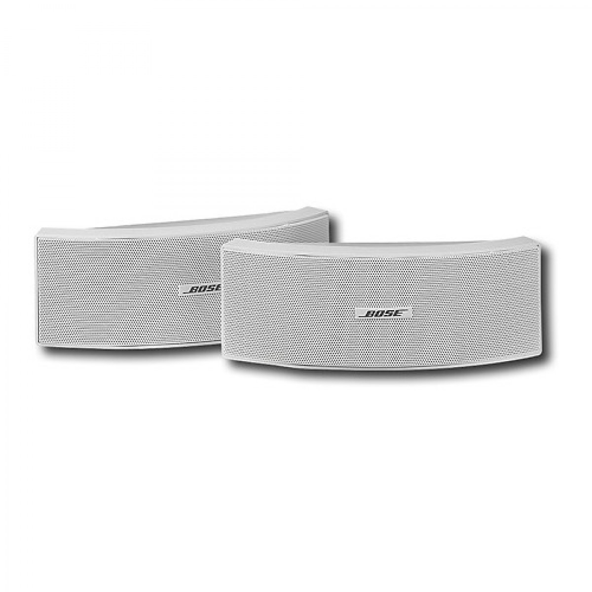 bose 151 se outdoor environmental speakers pair white. Black Bedroom Furniture Sets. Home Design Ideas