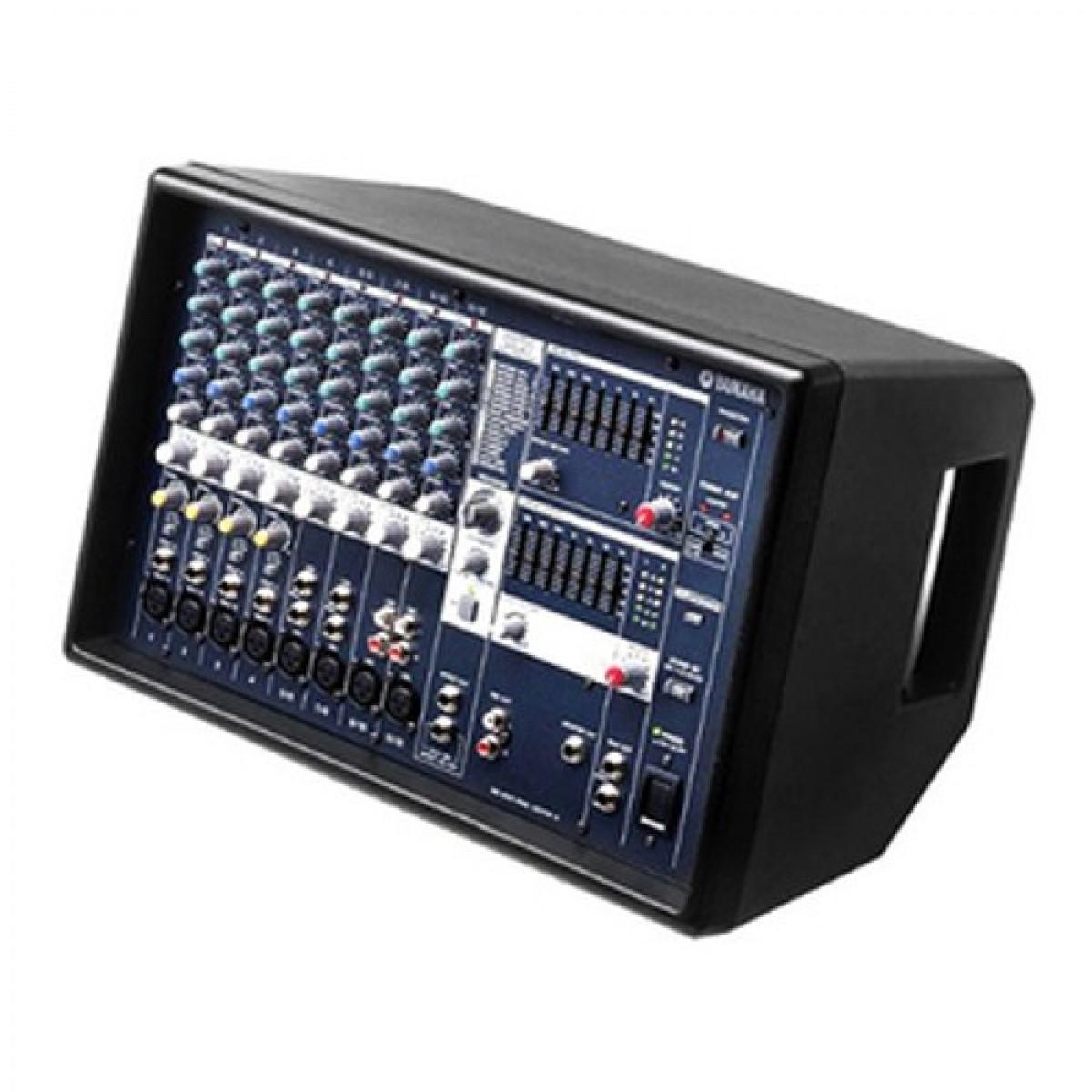 Yamaha emx212s powered mixers mixers live sound for Yamaha powered mixers