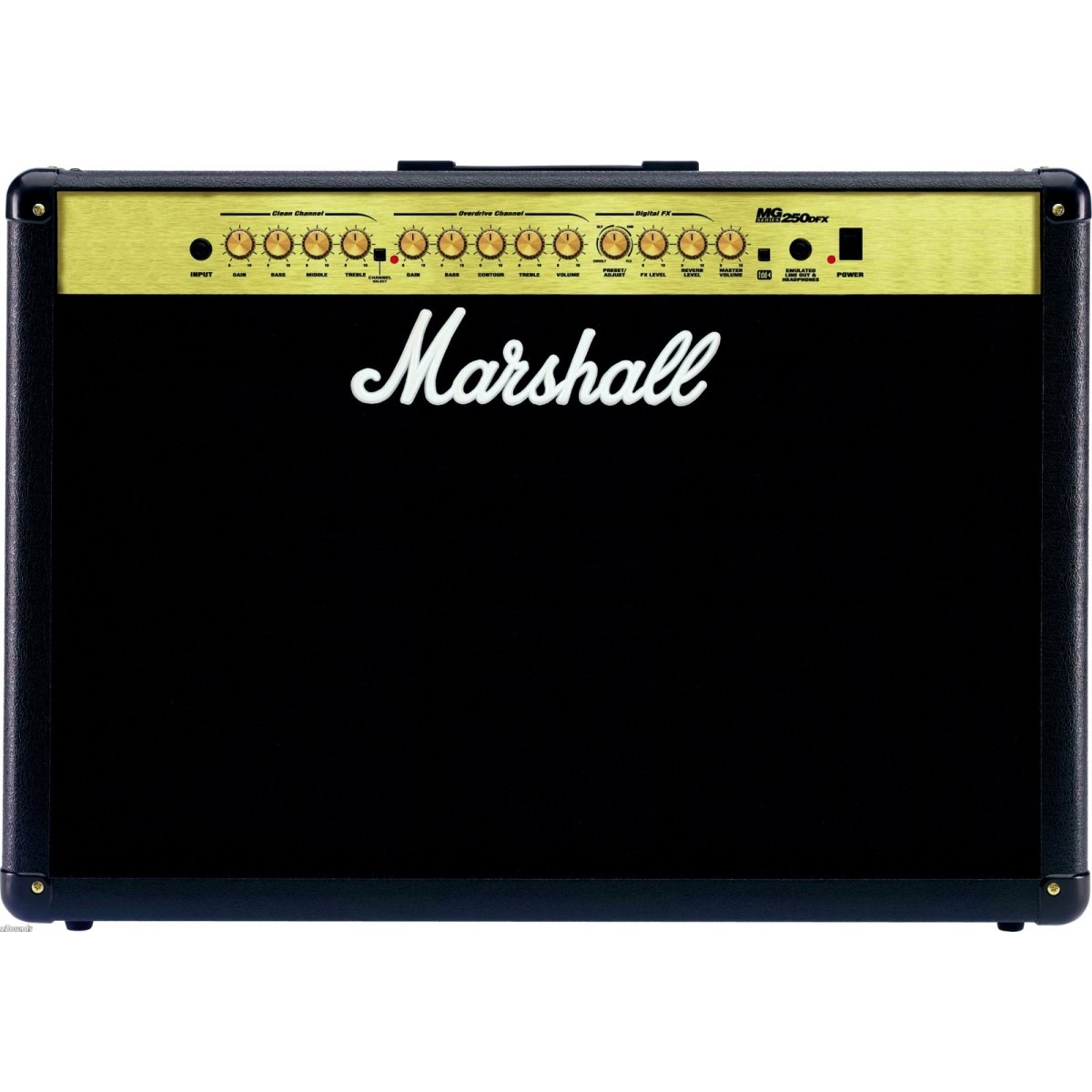 Marshall MG250DFX Guitar Amplifier - Guitar Amps - Guitars