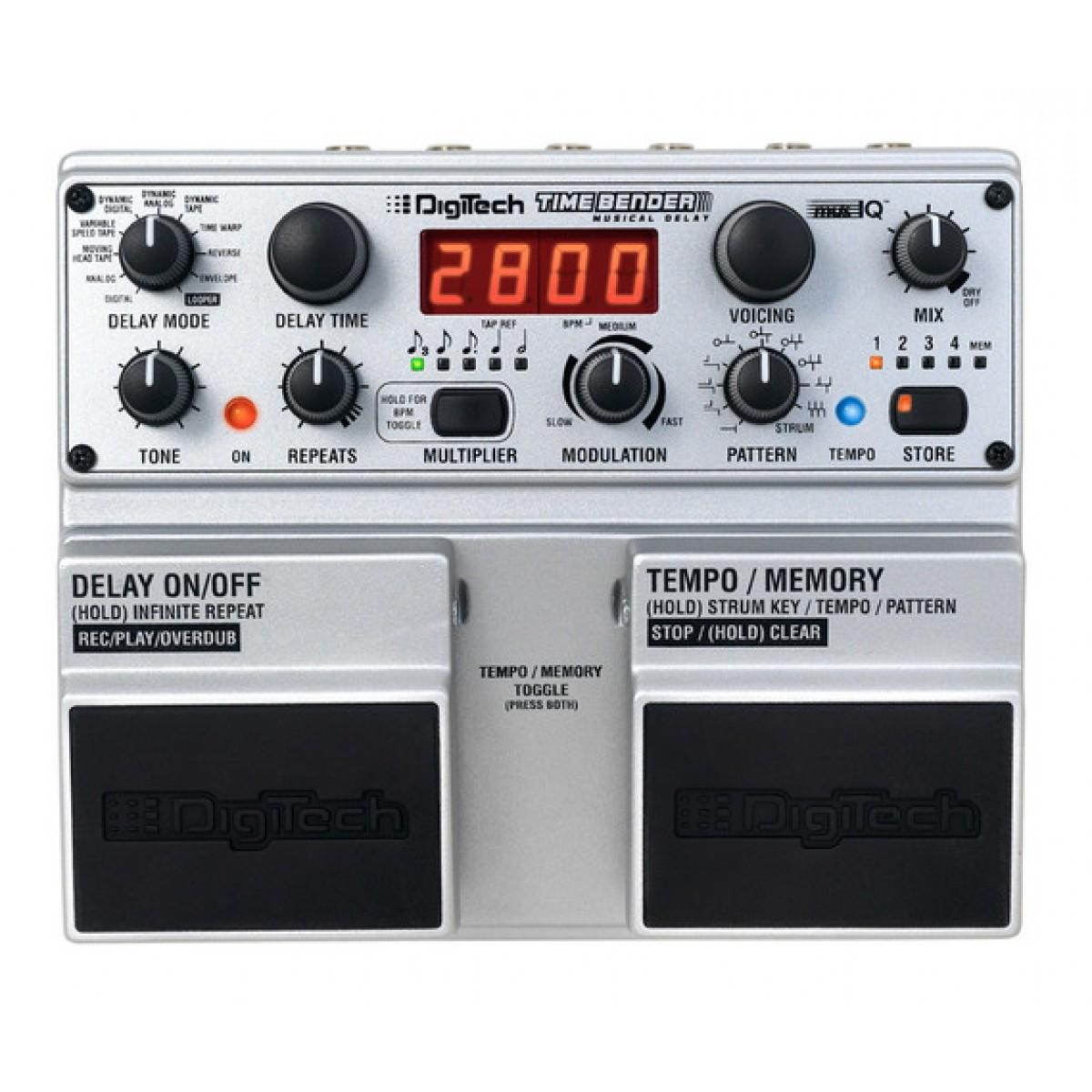 digitech timebender buy delay guitar effects pedal best price. Black Bedroom Furniture Sets. Home Design Ideas