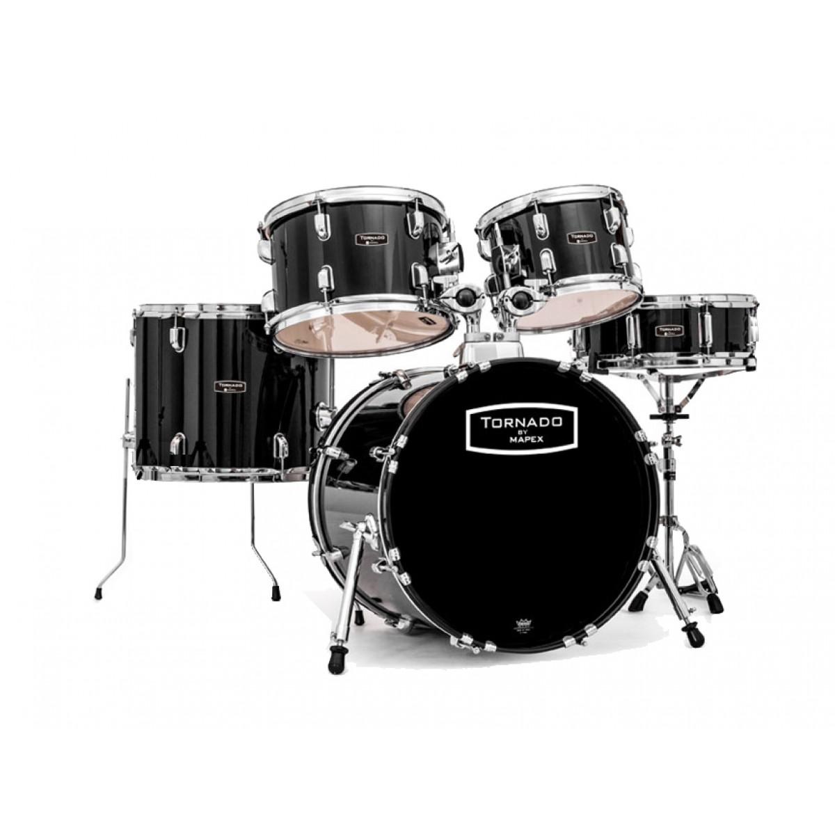 Tornado By Mapex Tnd5844ft Drum Set Drums 1