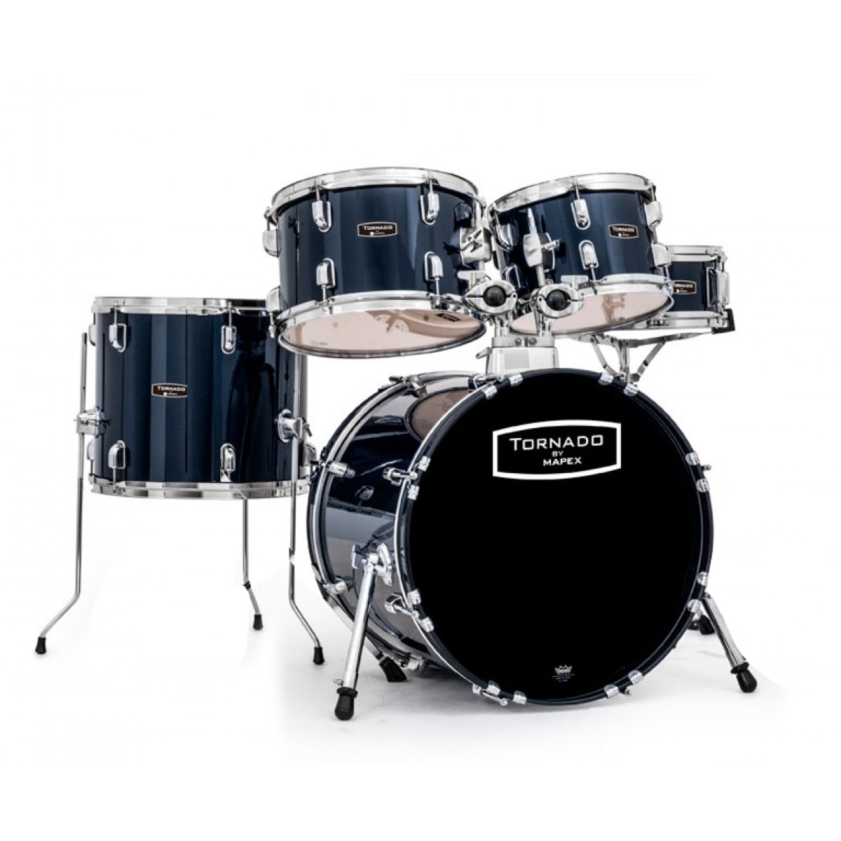 Tornado By Mapex Tnd5844ft Drum Set Acoustic Drum Kits