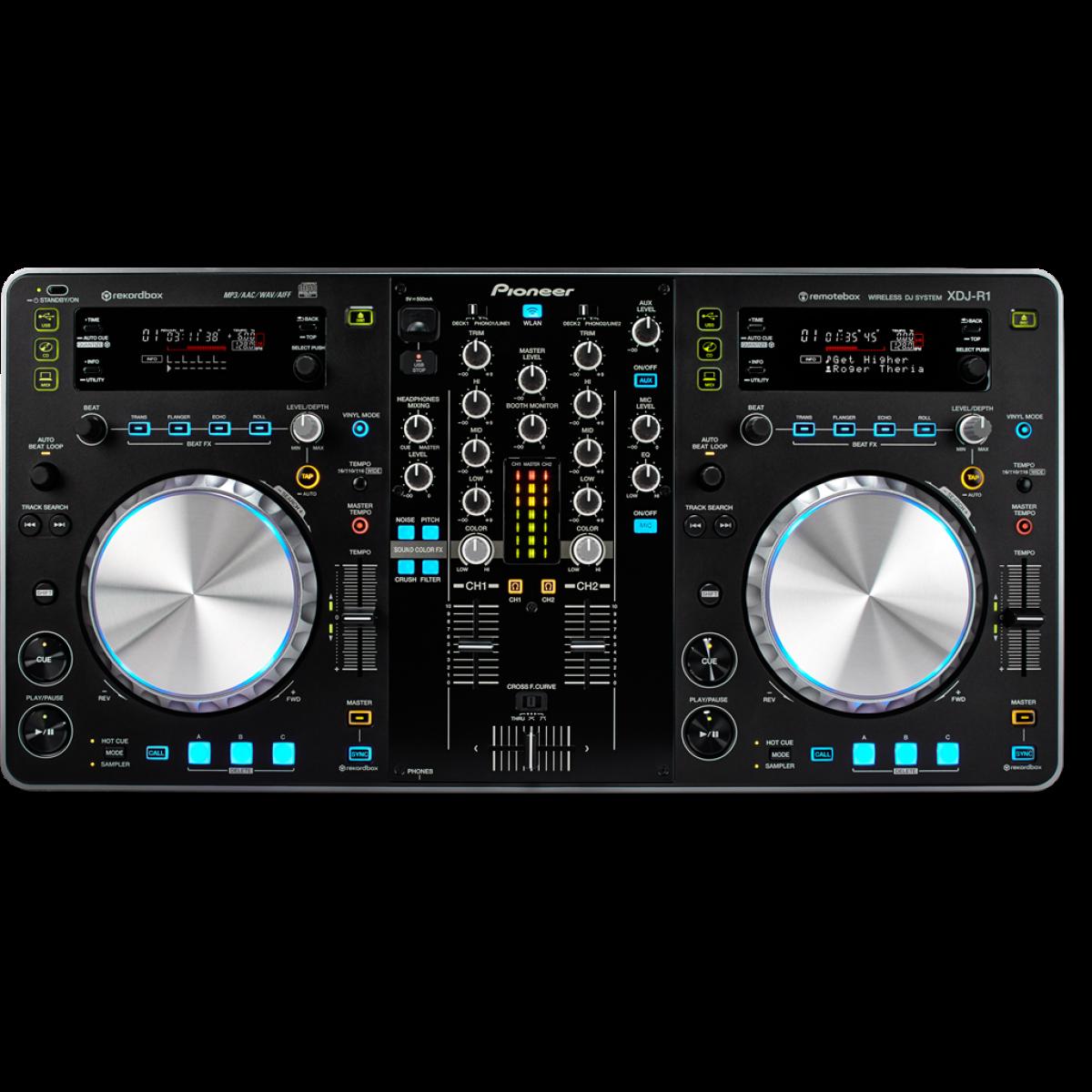 Pioneer XDJ-R1 DJ Controller with rekordbox - DJ Controller - DJ