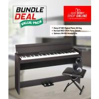 Korg LP380-88 Digital Piano 88 Key + Accessories Bundle Deal