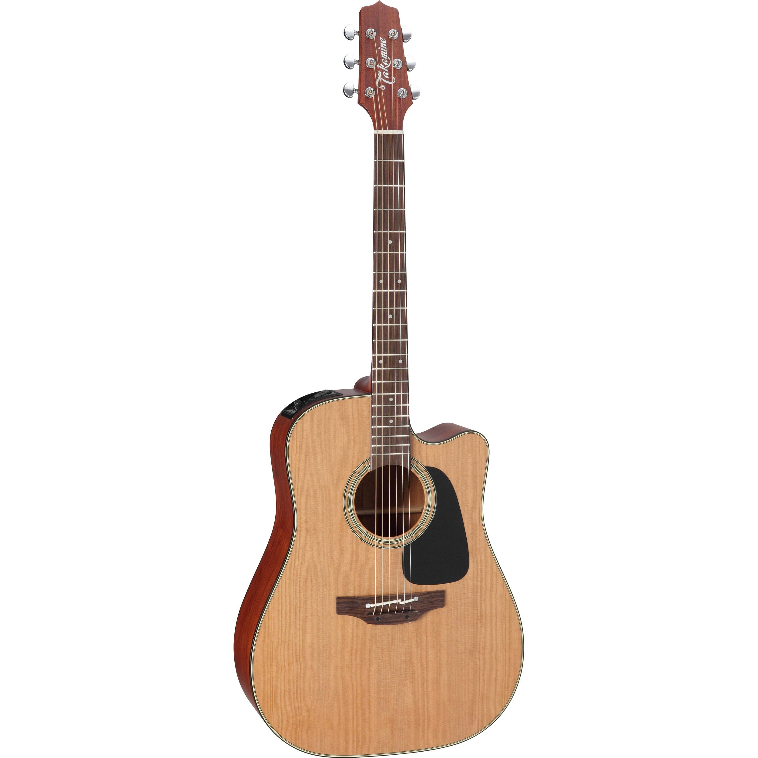 takamine p1dc dreadnought acoustic electric guitar with case. Black Bedroom Furniture Sets. Home Design Ideas