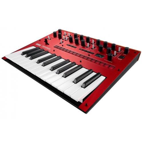 Korg Monologue Monophonic Analog Synthesizer  Red