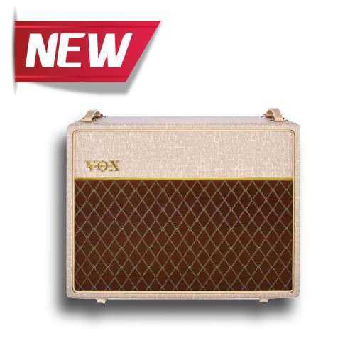 "Vox V212HWX 30-watt 2x12"" Handwired Cabinet with Alnico Blue Speakers"