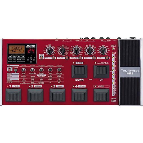 KORG AX 3000B Modeling Signal Processor