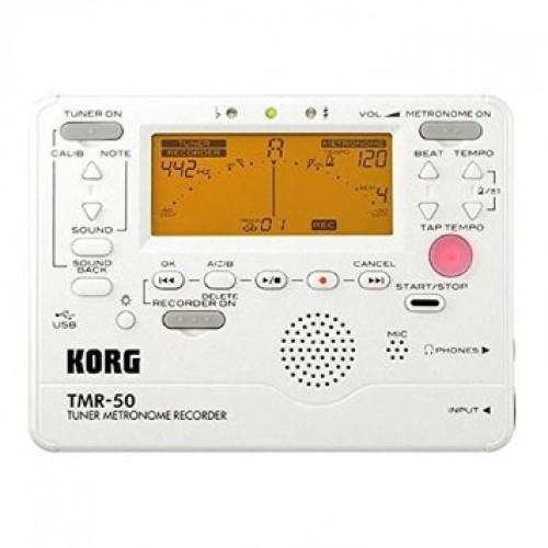 KORG TMR- 50 Tuner Metronome Recorder