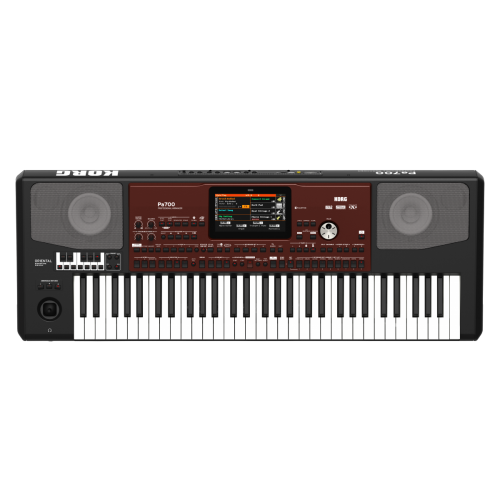Korg Pa700 Oriental 61-key Arranger Workstation Keyboard