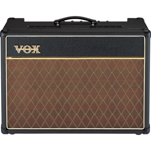 Vox Custom Classic AC15CC1X 15w 1x12 Tube Guitar Combo Amp