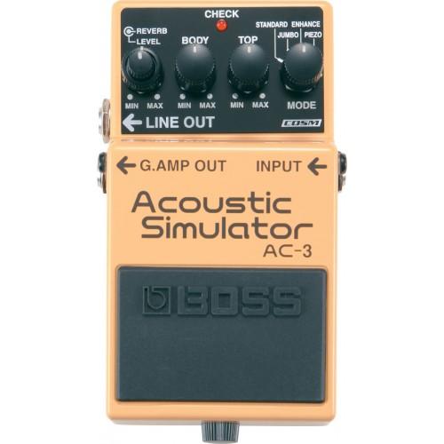 Boss AC-3 Guitar Effects