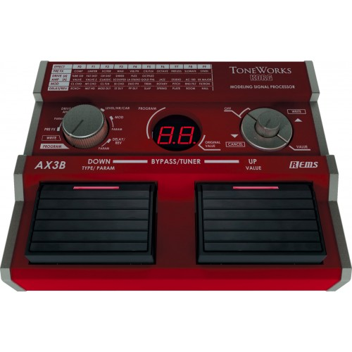Korg AX3B Bass Instrument Modeling Processor