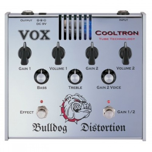 VOX CT-01DS Bulldog Distrostion Pedal