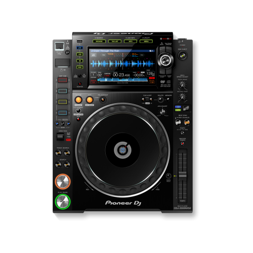 Pioneer CDJ 2000 Nexus 2 Professional Multi Player