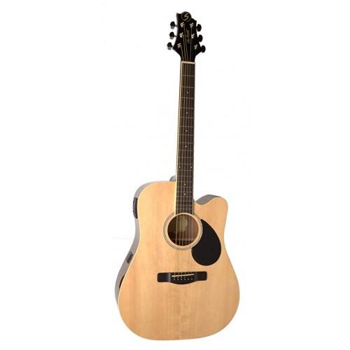 SAMICK D-2 CENAT Greg Bennett Design Acoustic Guitar