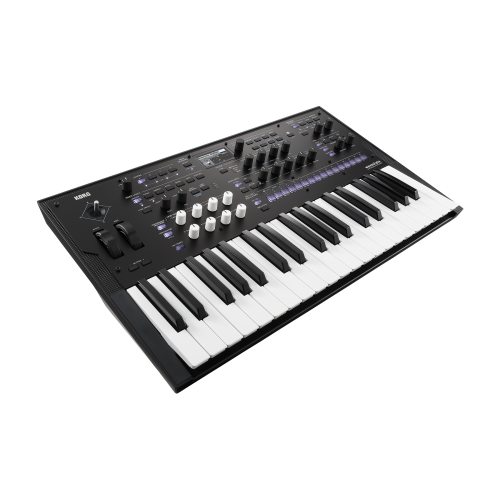 Korg Wavestate Wave Sequencing Synthesizer Keyboard