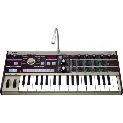 Korg Micro Korg Synthesizer/ Vocoder