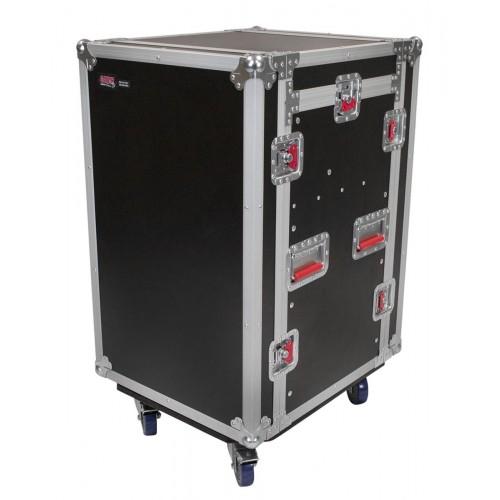 Gator G-TOUR 10X12PU Tour-Style 10U Pop Up Mixer Case