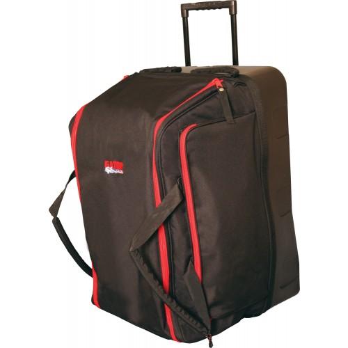 Gator GPA-777 Speaker Bag Fits SRM450 w/ Wheels, Molded Bottom
