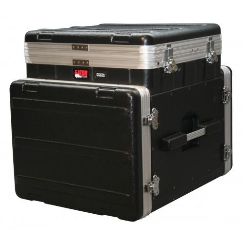 Gator GRC-10X8 PU - 10U Top, 8U Side Console Audio Rack