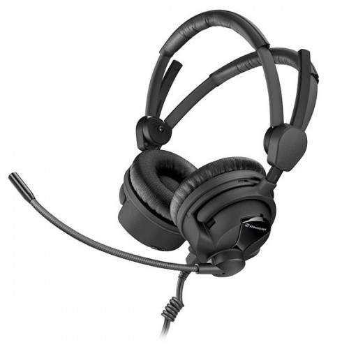 Sennheiser HME26-II-100(4) P48 Professional Broadcast Headset & Condenser Microphone