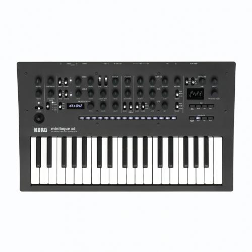Korg Minilogue XD Polyphonic Analog Synthesizer Keyboard