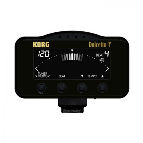 KORG AW 3 T Dolcetto Clip On Tuner/Metronome