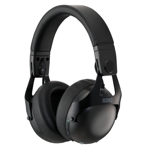Korg NC-Q1 Noise Cancelling DJ Headphones