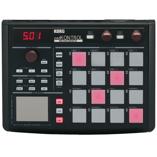 KORG PAD KONTROL MIDI Studio Controller