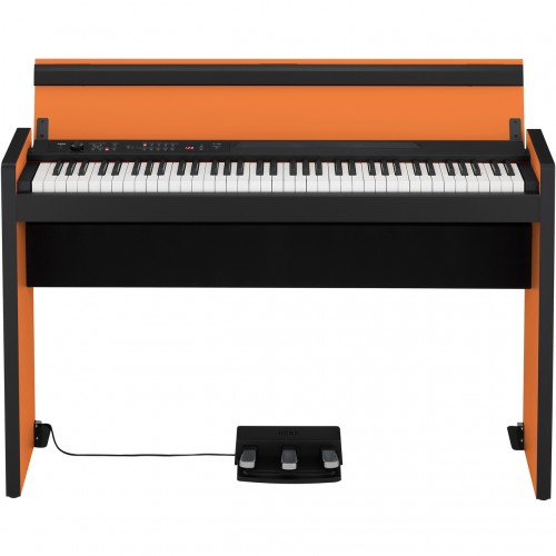 Korg LP380-73 Digital Piano Orange/Black