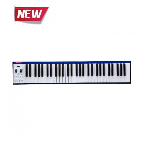 Musberry MSK-61 Keys Blue Portable Electronic Keyboard