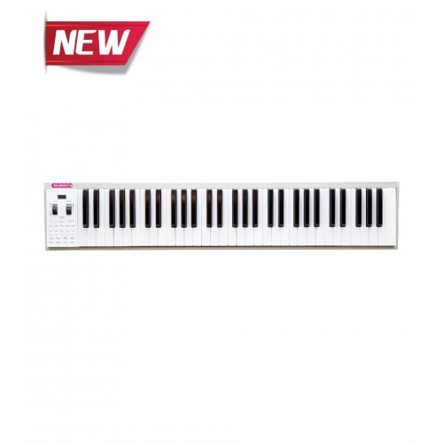 Musberry MSK-61 Keys Gray Portable Electronic Keyboard