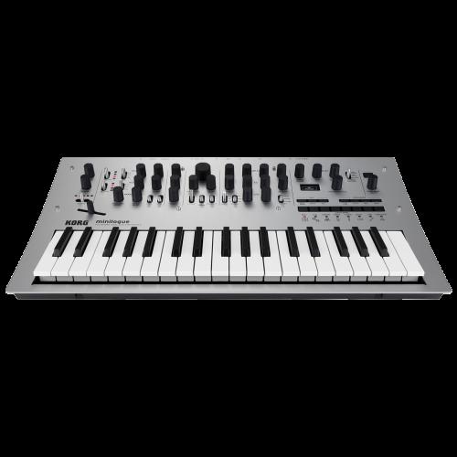 Korg Minilogue Polyphonic Analog Synthesizer Keyboard