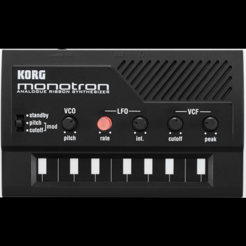 Korg Monotron Analog Ribbon Synthesizer
