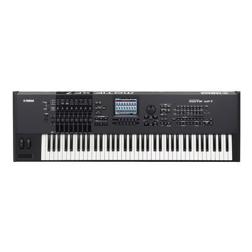 Yamaha MOTIF XF7 Synthesizers