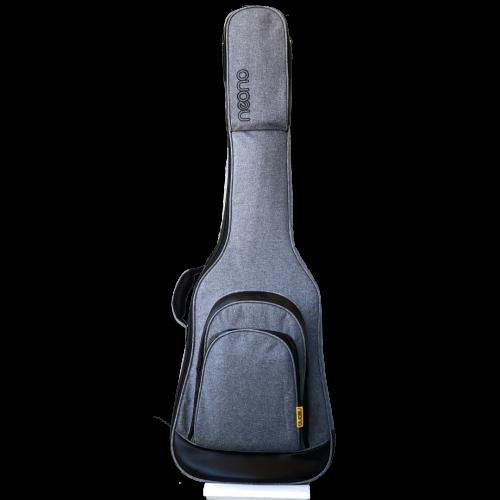 Neono NOVA Bass Guitar Premium Gig Bag - Black/Gray