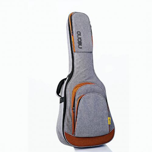 Neono NOVA Classic Guitar Premium Gig Bag - Yellow/Gray