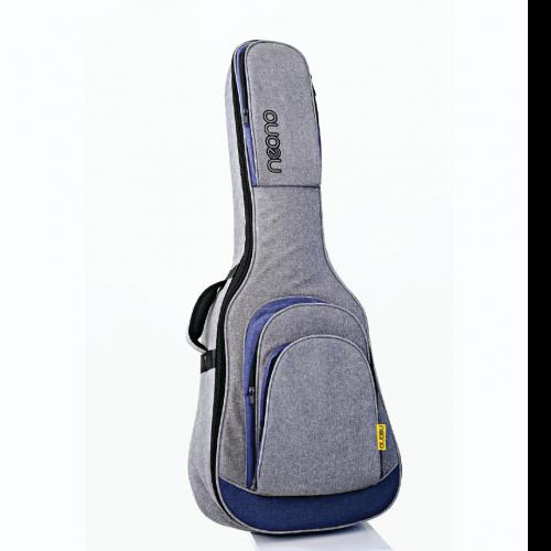 Neono NOVA Acoustic Guitar Premium Gig Bag - Blue/Gray