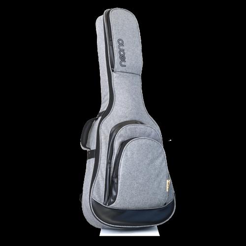 Neono NOVA Acoustic Guitar Premium Gig Bag - Black/Gray