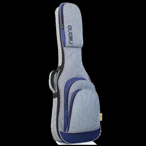Neono NOVA Electric Guitar Premium Gig Bag - Blue/Gray