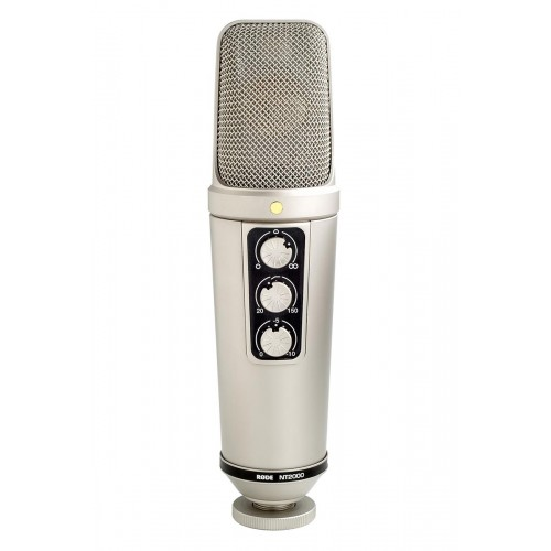 Rode NT2000 Condenser Microphone