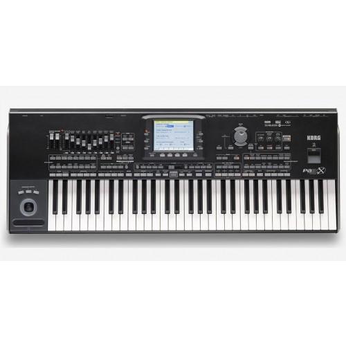 Korg Pa3X 61-key Professional Arranger Keyboard