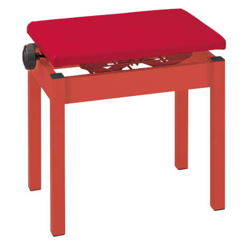 Korg PC-300 Piano Chair- Red