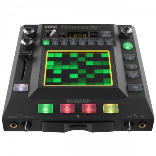KORG KAOSSILATOR PRO+ Dynamic Phrase Synthesizer/Loop Recorder